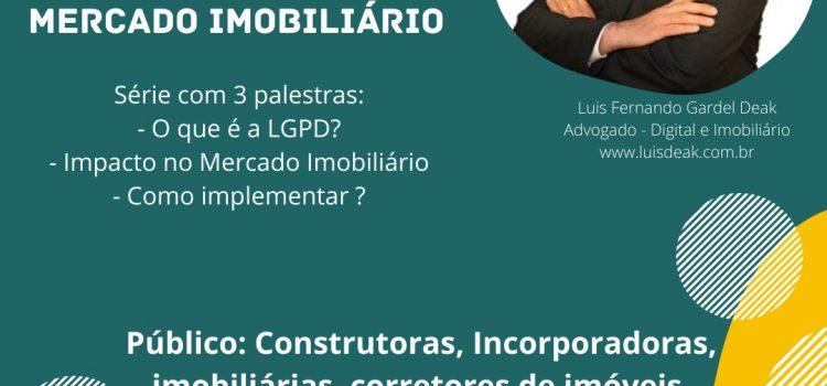 LGPD no Mercado Imobiliário