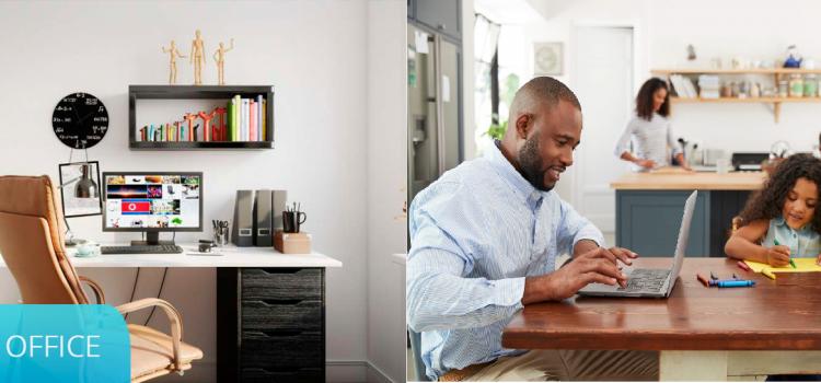 Home Office irá substituir os prédios corporativos?